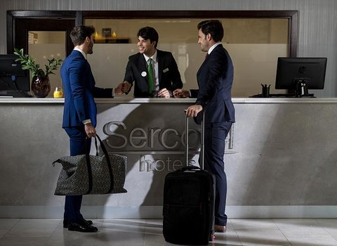 Photos - Sercotel Madrid Aeropuerto